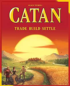 The Settlers of Catan, Asmodee Board Game