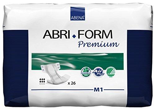 Abena Abri-Form Premium Medium Number 1 2000 ml 70-110 cm Protective Briefs by (2000 Brief)
