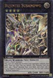 Yu-Gi-Oh! - Bujintei Susanowo (JOTL-EN057) - Judgment of the Light - 1st Edition - Ultimate Rare