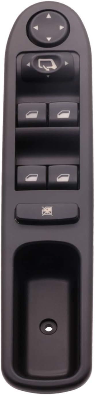 Elektrische Fensterheber Schalter Vorne Links Peugeot 307 Cc 3a C Fenster Schalter 9 Pins 6554 Kt Rich Car Auto