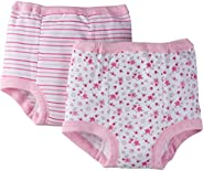 Gerber Baby-Girls 4 Pack Training Pants