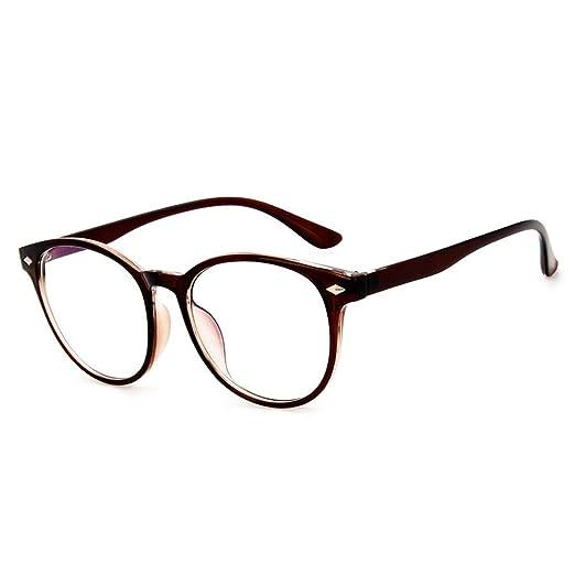 Amazon.com: D.King Womens Vintage Round Glasses Frame Inspired ...