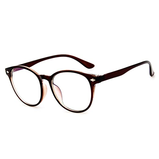 Amazon.com: D.King Womens Vintage Round Glasses Frame Inspired ...