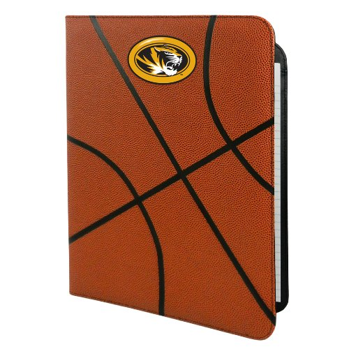 Missouri Tigers Business Card Holder - GameWear NCAA Missouri Tigers Classic Basketball Portfolio, 8.5x11-Inch