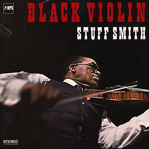 Black Jazz Violin - 1