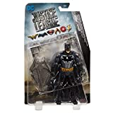 DC Justice League Tactical Armor Batman Figure, 6