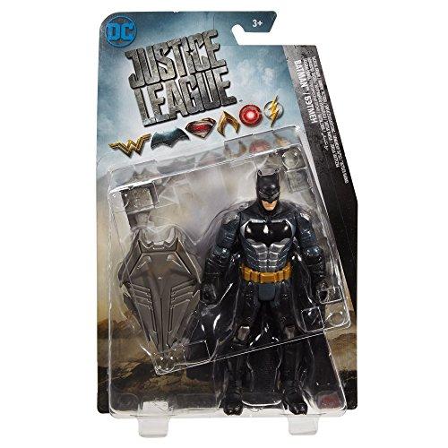 "justice+league Products : DC Justice League Tactical Armor Batman Figure, 6"""