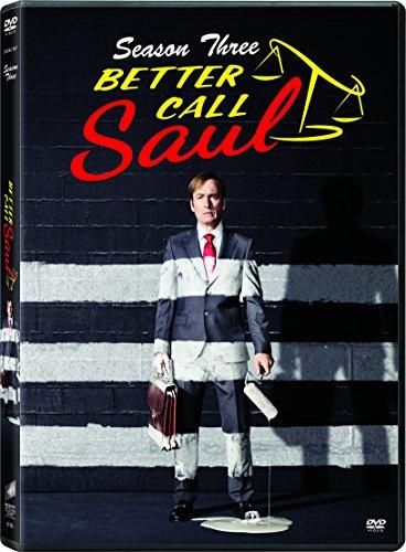 DVD : Better Call Saul: Season Three (Dolby, AC-3, Widescreen, , 3 Disc)