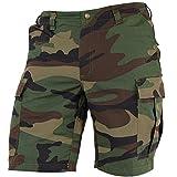 Pentagon Men's BDU 2.0 Shorts Woodland Size 36'' (tag 46)