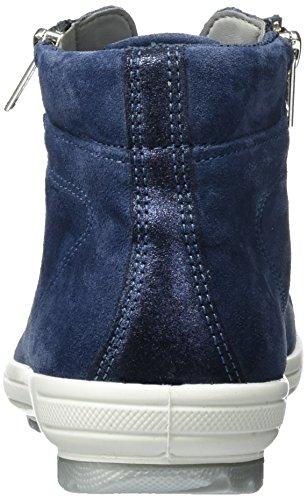 Legero Tanaro - Zapatillas Mujer Blau (indaco)