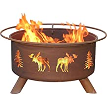 Great Canadian Fire Pit (Moose)