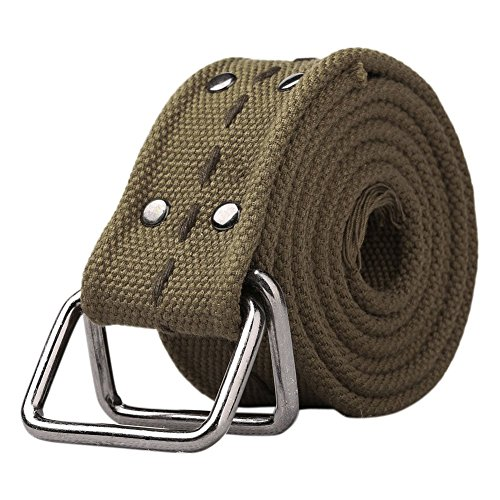 Combat Cutie Belt - AKARMY Unisex Solid Color Army Cargo