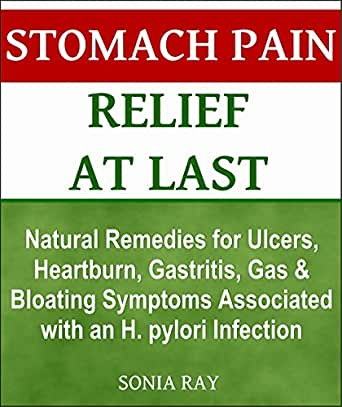 how to get relief from stomach gas pain