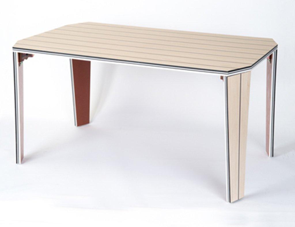 ホームアクセサリー 折りたたみベッドコンピュータデスクラップトップデスク小さなテーブルレイジーテーブルカラー (色 : Style-2)  Style-2 B077ZMFL1T