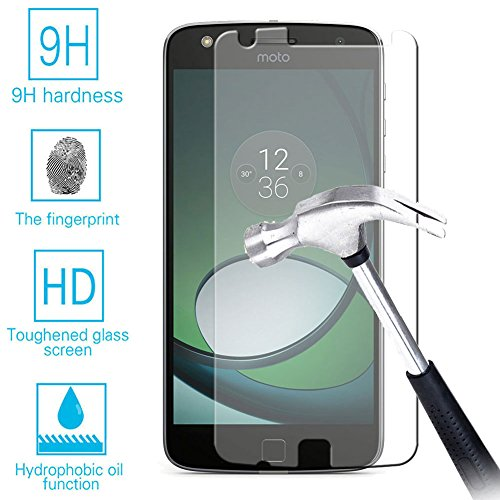Ultra HD Clear Screen Protector For Motorola Droid X - 9