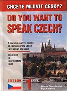 Do you want to speak czech book