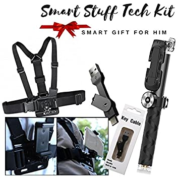 Regalo especial Smart Tech - Kit de accesorios para smartphone ...