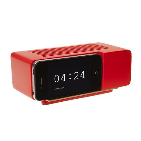 Producto area - alerta Dock, rojo: Amazon.es: Hogar