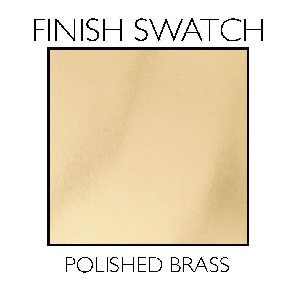 Design House 792978 Deadbolt Extension Kit, Polished Brass by Design House (Image #2)