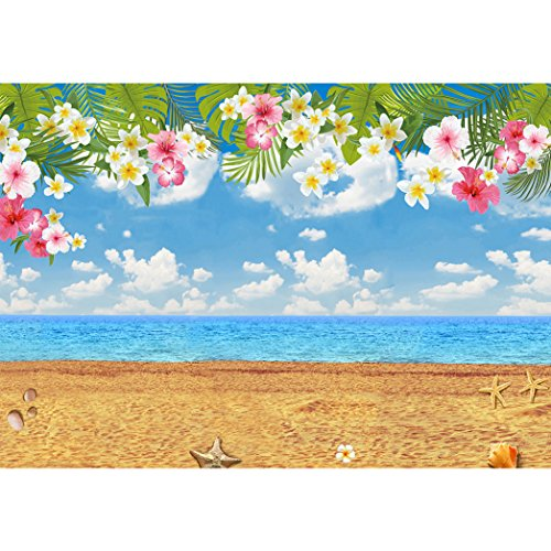 Allenjoy 7x5ft photography backdrops Tropical party Birthday Hawaii