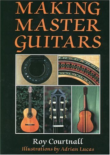 Making Master Guitars - Luthiers Classical Guitar