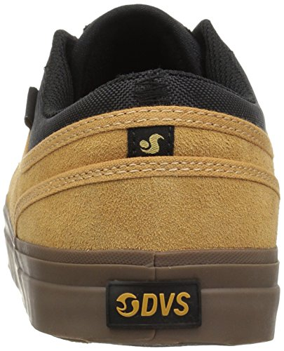 Skateboard da Aversa Shoes DVS Scarpe Marrone Uomo 7O80qx