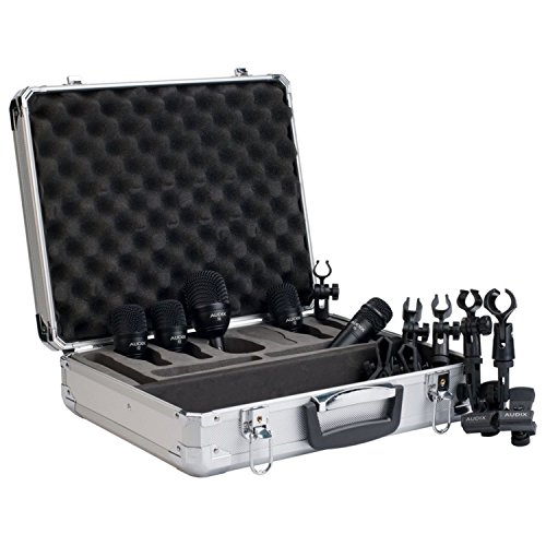 Audix FP5 Instrument Dynamic Microphone, Hyper-Cardioid