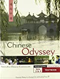 img - for Chinese Odyssey: Innovative Chinese Courseware, Volumes 3 & 4: Textbook book / textbook / text book