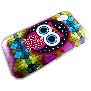 carcasa Samsung Galaxy ACE S5830i S5839i NOCHE del buho duro funda protectora de thematys®