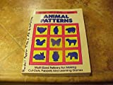 Animal Patterns, Jean Warren, 0911019316