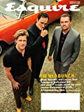 Esquire Magazine Summer 2019, SUPER RETRO ISSUE, BRAD PITT, QUENTIN TARANTINO, LEONARDDO DiCAPRIO Cover