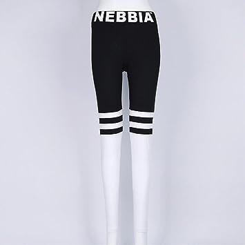 SHANGXIAN Otoño Cintura Alta Leggings De Yoga Aptitud ...