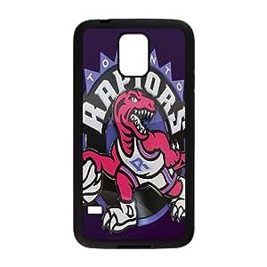 Toronto Raptors NBA Black Phone Case for Samsung Galaxy S5 Case