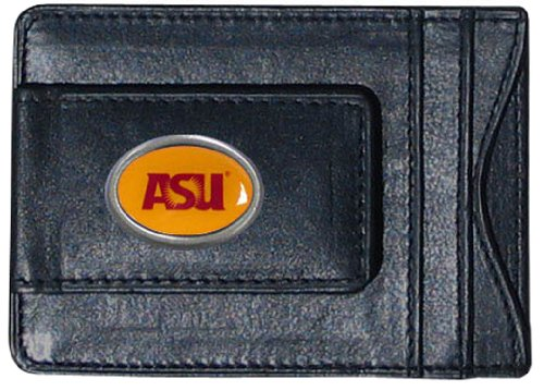 Arizona State Credit Card - NCAA Arizona State Sun Devils Cash and Card Holder