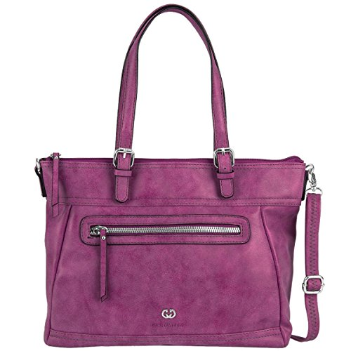 Side Bolso 33 Purple Cm Totes My Weber Gerry wtqpES1x7