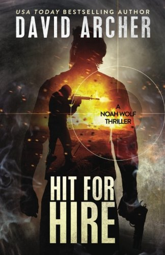 Hit Hire Noah Wolf Thriller product image