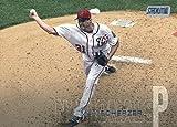 2018 Topps Stadium Club #69 Max Scherzer Washington Nationals MLB Trading Card