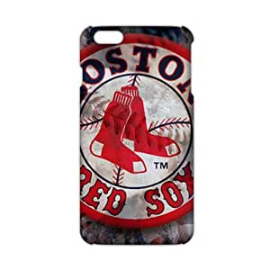 Fortune Boston Red Sox 3D Phone Case for iPhone 6 Plus