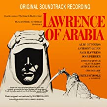 Lawrence Of Arabia (Original Soundtrack Recording)