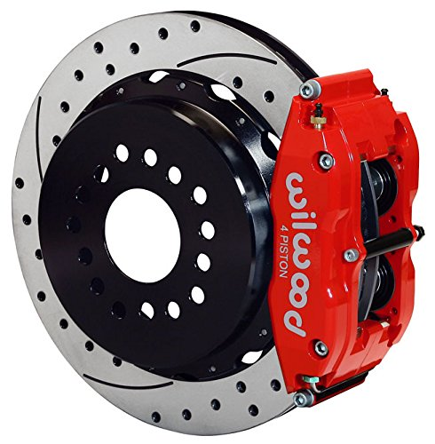 "Cheap Brake Jobs >> Southwest Speed NEW WILWOOD REAR DISC BRAKE KIT, 13"" DRILLED ROTORS, PARKING BRAKE ASSEMBLIES ..."