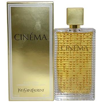 Amazoncom Yves Saint Laurent Cinema Eau De Parfum Spray For Women