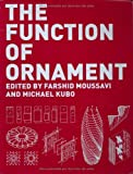 The Function of Ornament