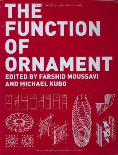 The Function of Ornament by Actar