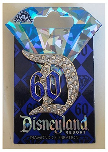Disneyland 60th Anniversary Diamond Celebration Jeweled