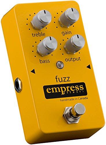 Empress Effects エンプレスエフェクト ファズ ギターエフェクター Fuzz B00NKC0R1M