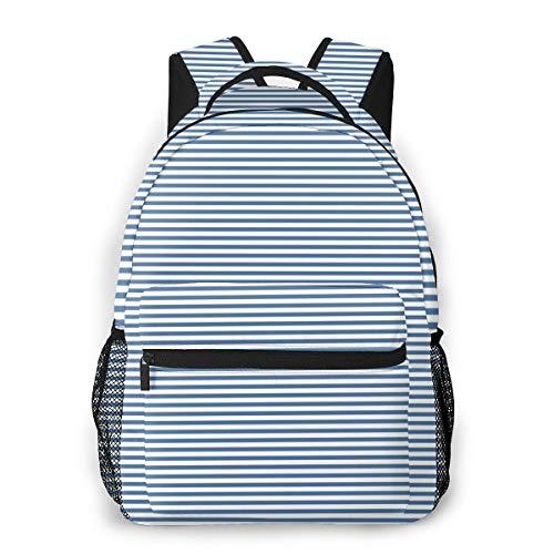 School Backpack College Fashion Printed Ocean (12) Laptop Travel Bag