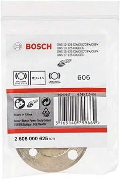 Bosch 2608000625 Spannmutter f/ür Winkelschleifer M14x1,5mm