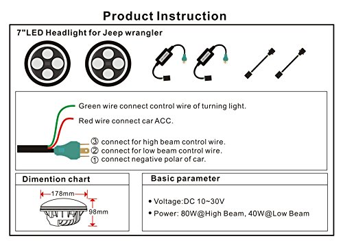 led headlight wiring wire key 4x6 led headlight wiring diagram | wiring diagram 4x6 led headlight wiring diagram