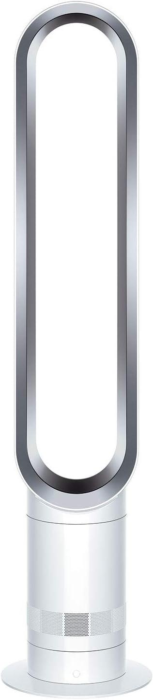 Dyson AM07 Ventilador de torre, 56 W, 64 Decibeles, metal ...