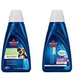 little bissell proheat - BISSELL 2X Pet Stain & Odor Portable Machine Formula, 32 ounces, 74R7 & BISSELL OXYgen BOOST Portable Machine Formula, 32 ounces, 0801
